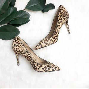 Sam Edelman | Margie Leopard Print Pumps